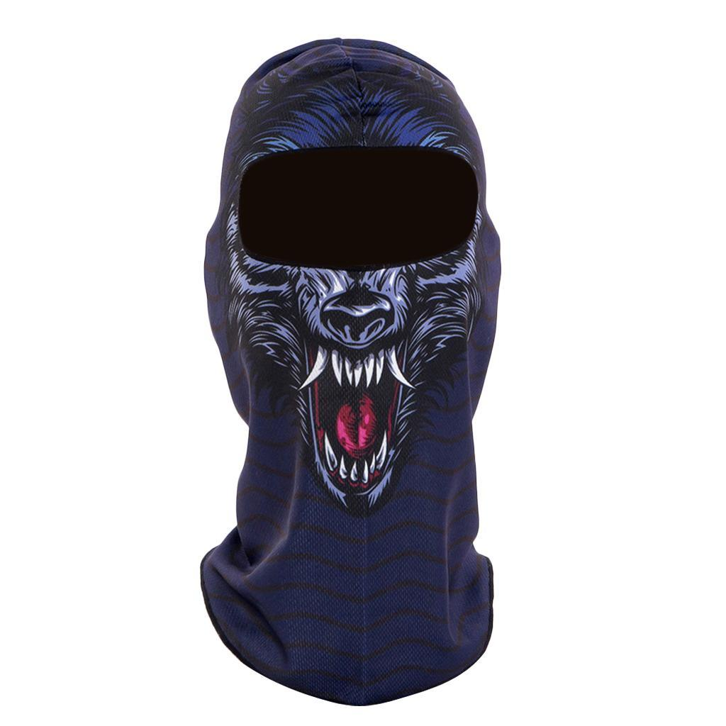 3D-Thin-Balaclava-Cap-Hat-Bicycle-Full-Face-Mask-Unisex-Breathable-Mask-Hood thumbnail 19