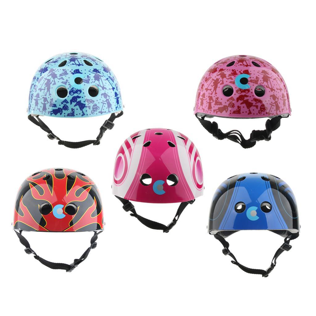 Kids-Roller-Skating-Skateboarding-Safety-Helmet-Head-Protection-Hat-Outdoors thumbnail 3