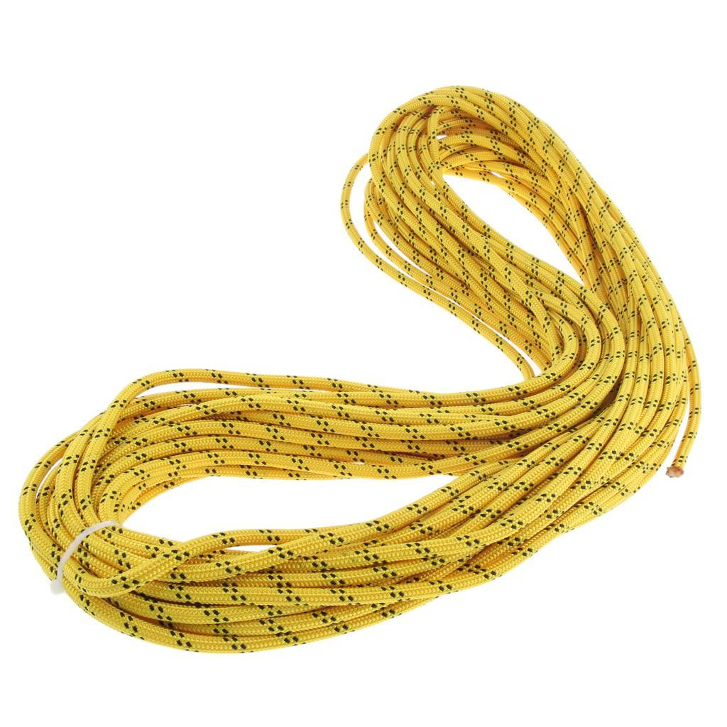30m-Rigging-Caving-Climbing-Safety-Rappel-Auxiliary-Rope-Fall-Protection-Kit thumbnail 5