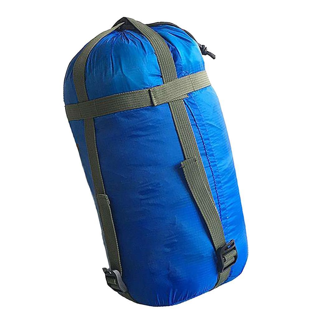 Practical Compression Stuff Sack Outdoor Camping Hiking Sleeping Storage Bag Cha