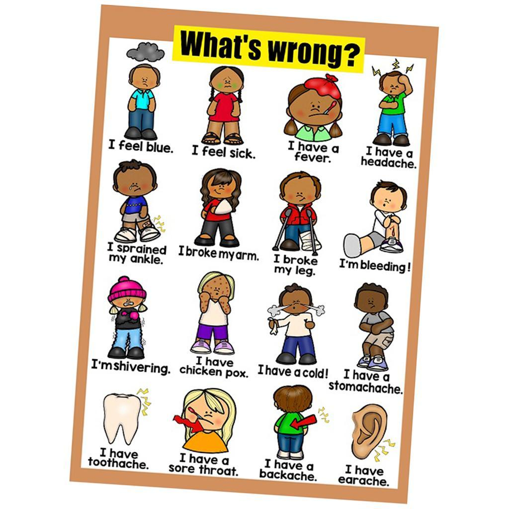 Toddlers-Kids-Fun-Early-Learning-Educational-Posters-Chart-for-Preschoolers thumbnail 11