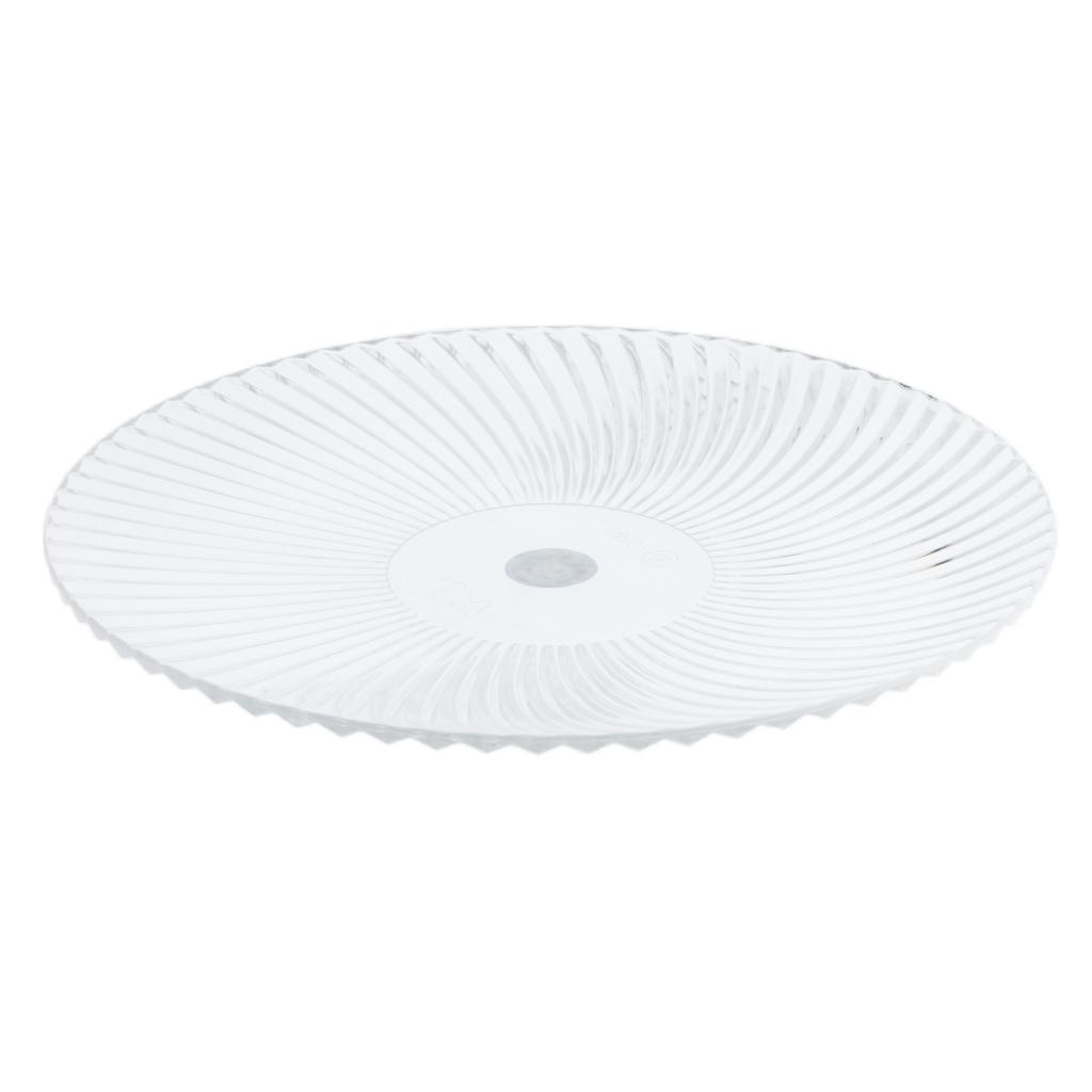 Piatto-da-Servire-Espositore-Stoviglia-Posate-Cucina-Utensili-Plate-Display miniatura 18