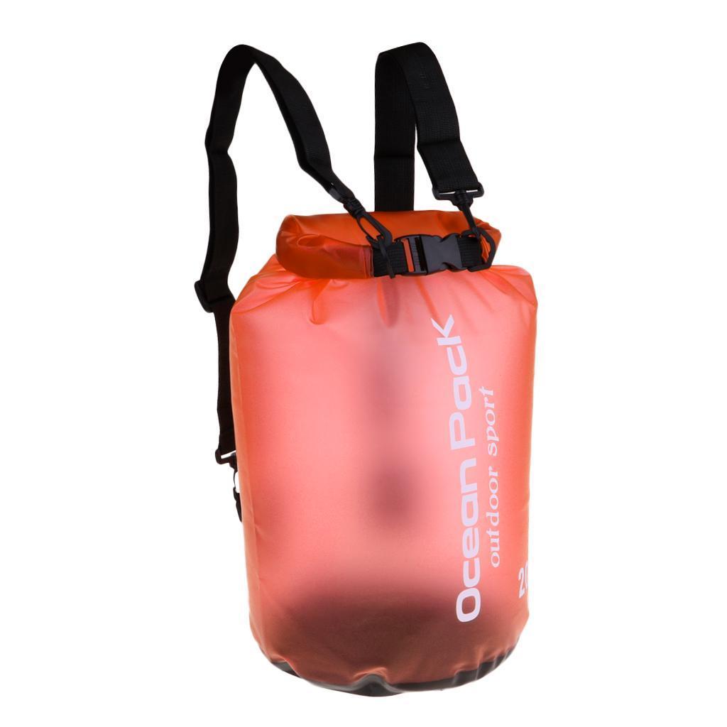 Lightweight DrysackDrybagCanoe Bagkayak Waterproof Storage 25 Litre.