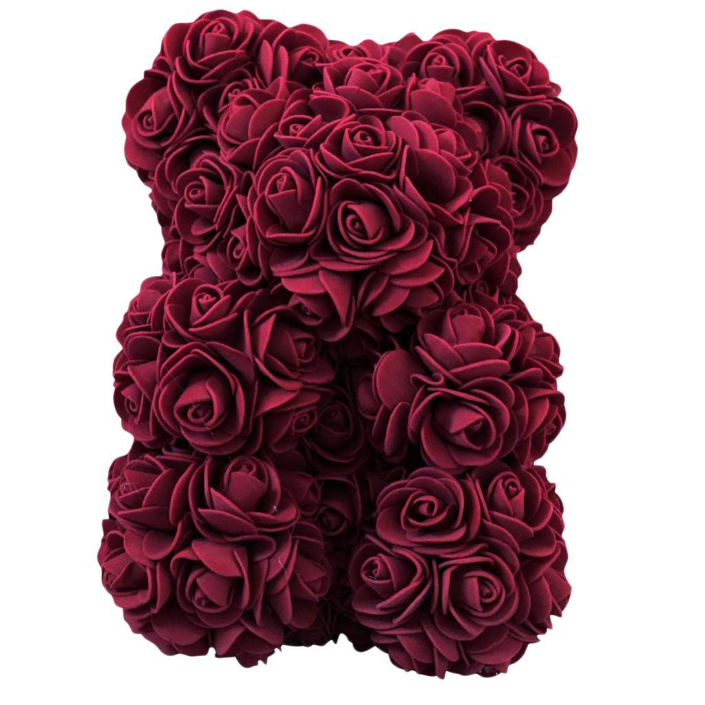 Rose-Bear-Teddy-Bear-Forever-Artificial-Flowers-Anniversary-Valentines-Gifts thumbnail 35