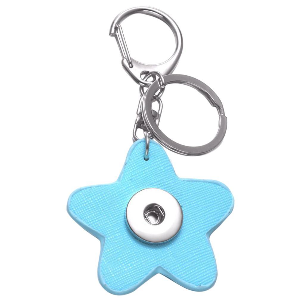 Portachiavi-Pentagramma-di-Moda miniatura 3