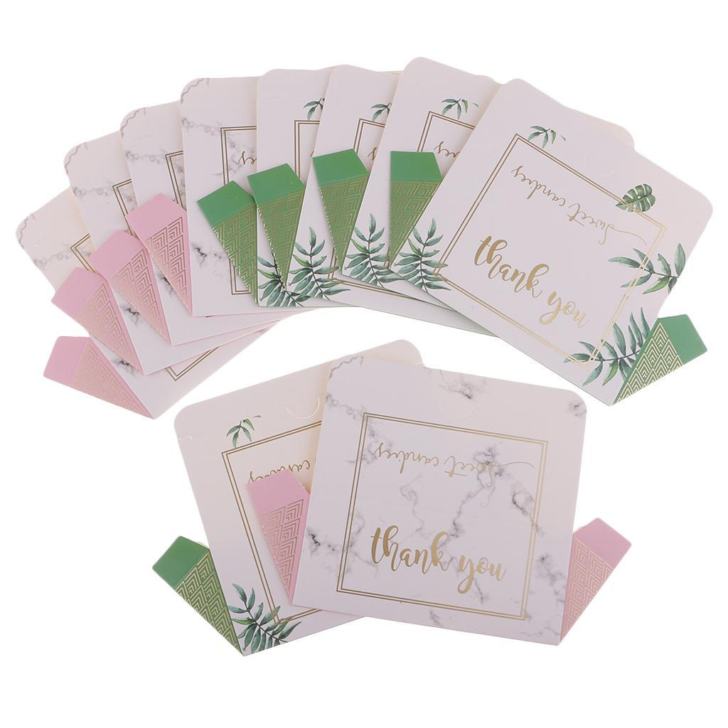 10PCS Cute Paper Candy Cake Boxes Gift Bag Wedding Favors Pa