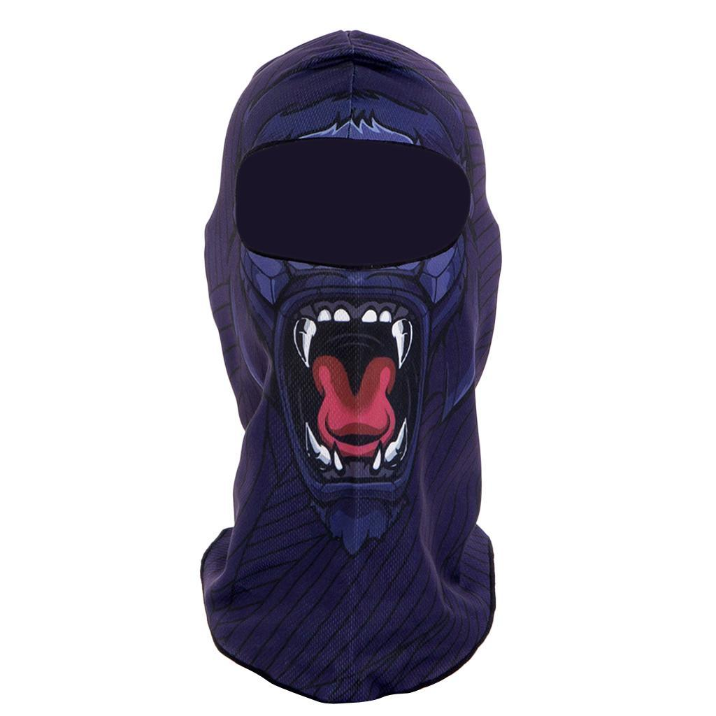 3D-Thin-Balaclava-Cap-Hat-Bicycle-Full-Face-Mask-Unisex-Breathable-Mask-Hood thumbnail 21