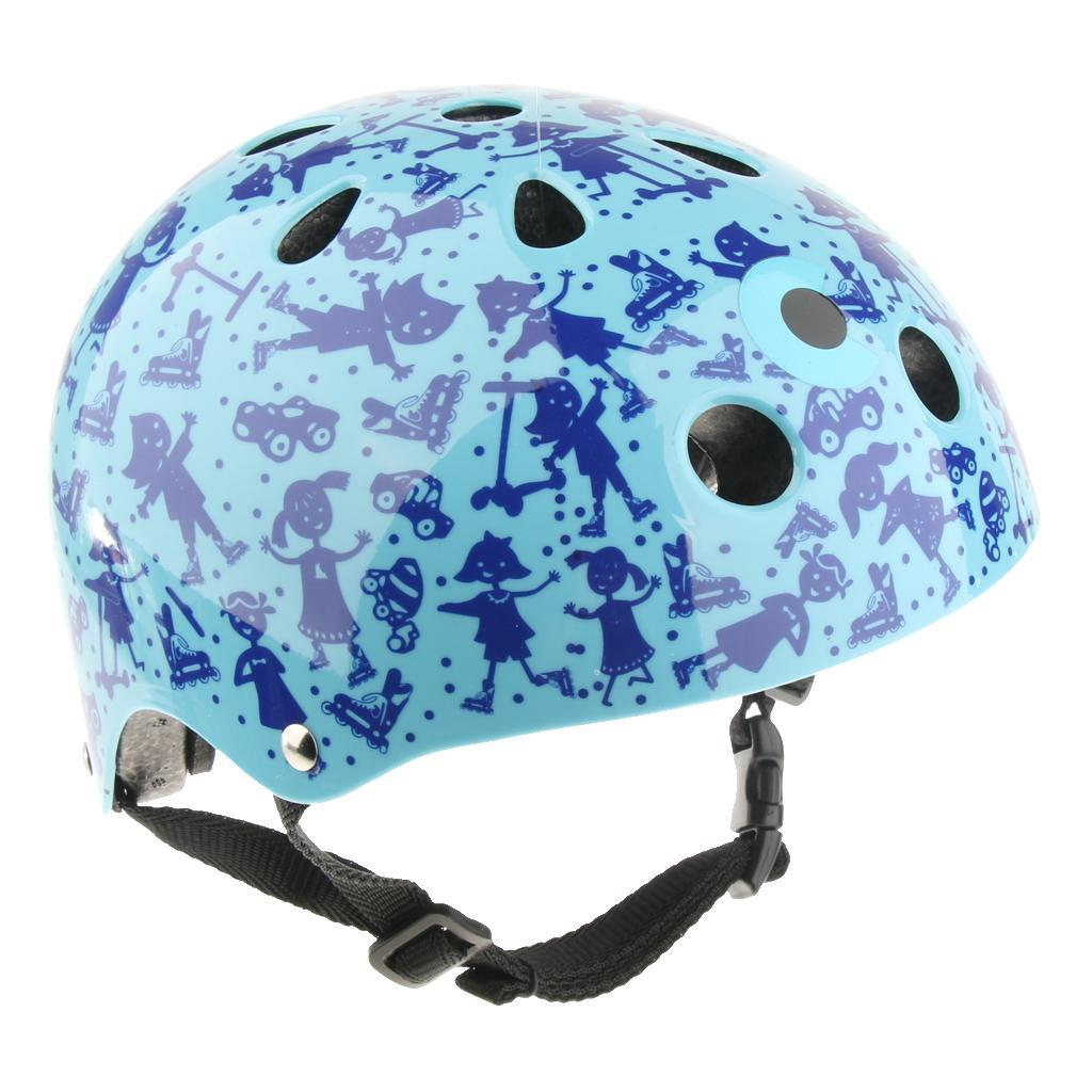 Kids-Roller-Skating-Skateboarding-Safety-Helmet-Head-Protection-Hat-Outdoors thumbnail 6