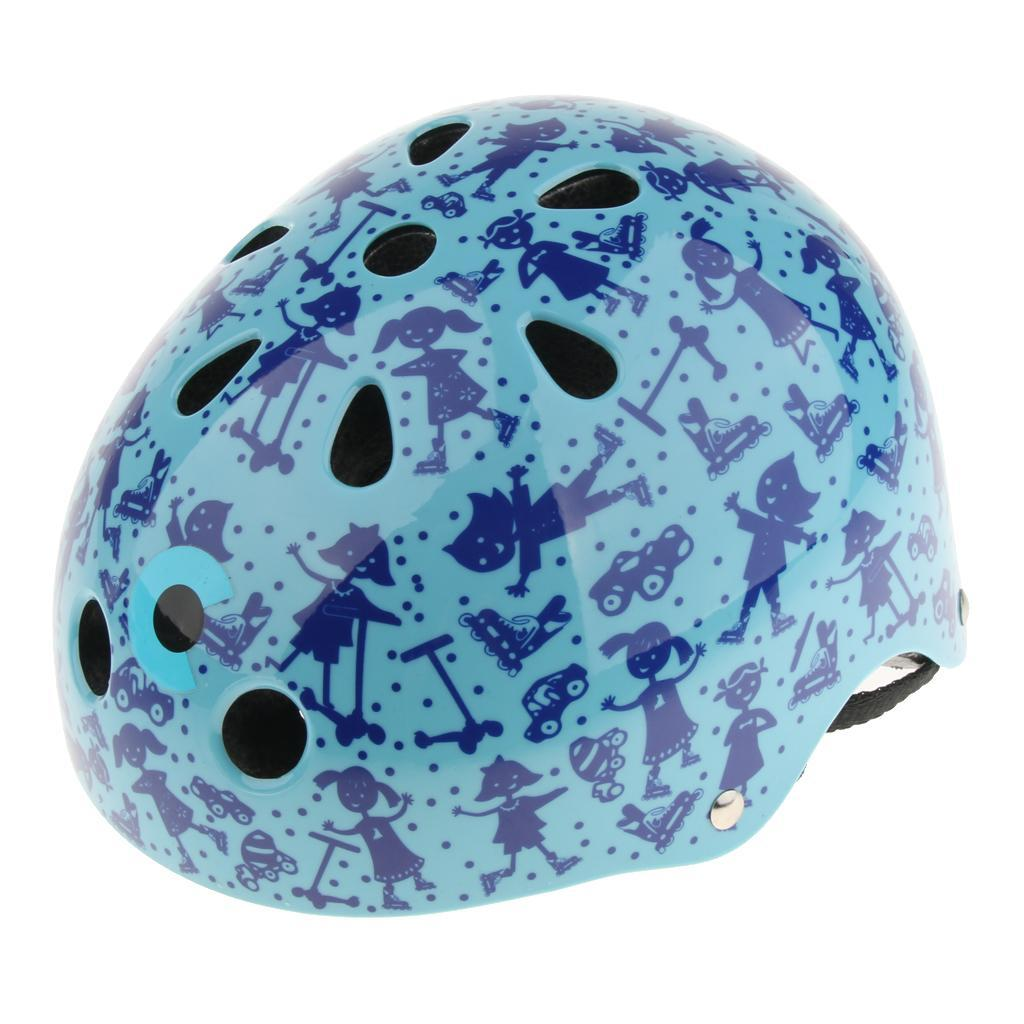 Kids-Roller-Skating-Skateboarding-Safety-Helmet-Head-Protection-Hat-Outdoors thumbnail 7