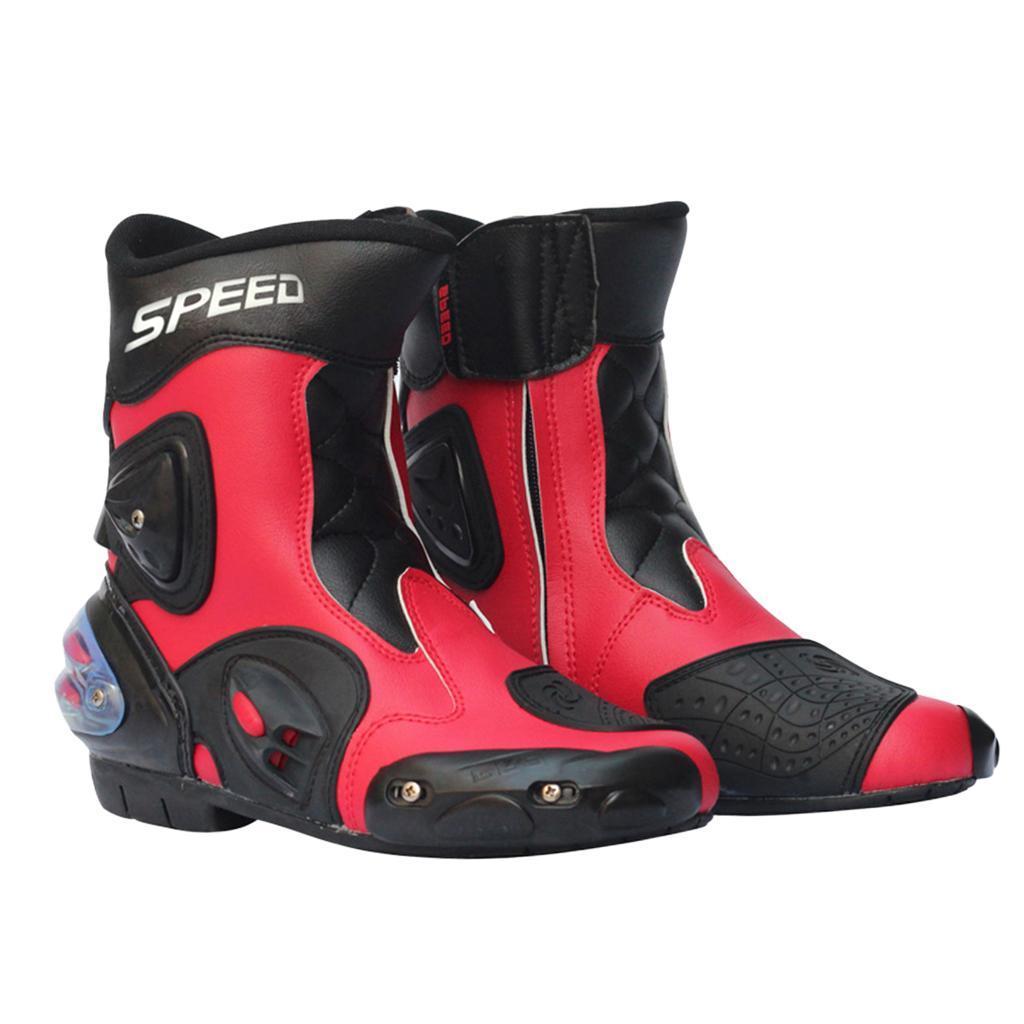 Bottes-de-Moto-Mode-Touring-Chaussures-d-039-Equitation miniature 14