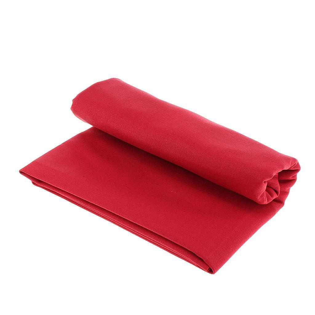 1-Yard-Waxed-Waterproof-Canvas-Fabric-Sewing-Material-Garment-Accessories thumbnail 13