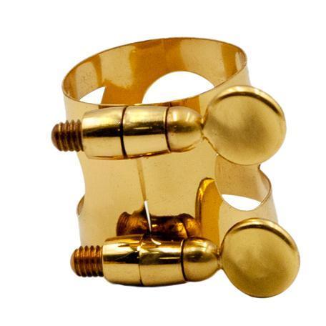Metal-Soprano-Alto-Tenor-Saxophone-Ligature-Clip-for-Sax-Replacement-Parts thumbnail 6