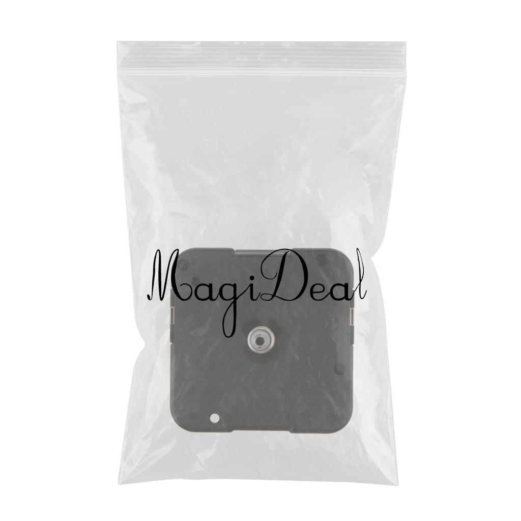 23.5mm Shaft Quartz Wall Hanging Clock Movement Replacement  DIY Parts for Watchmaker Repair Replace