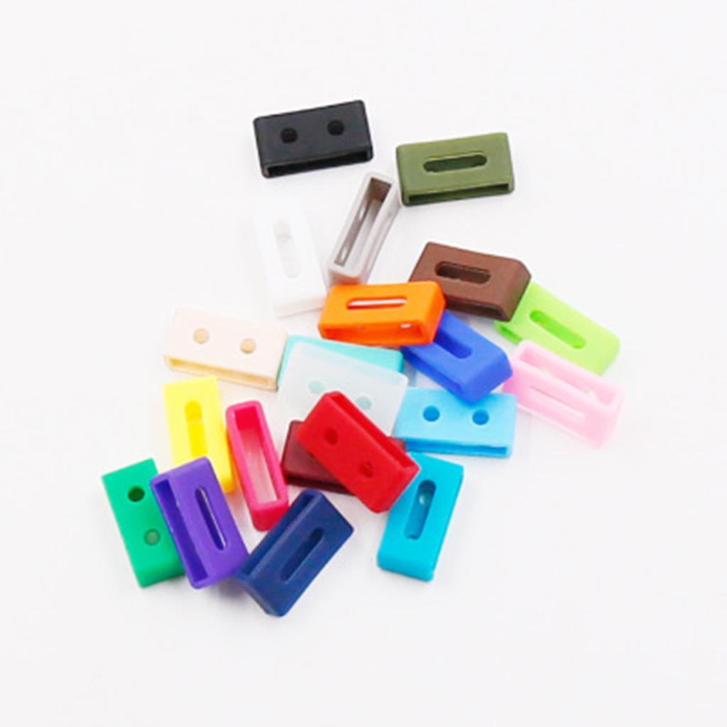 10Pcs-18-20-22mm-Silicone-Security-Loop-for-Casio-G-SHOCK-GA110-GD-BA thumbnail 30