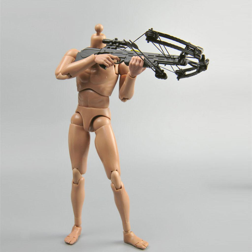 1-6-Scale-Bow-and-Arrows-Model-Toy-Set-for-12-039-039-HOT-TOYS-SIDESHOW-Action-Figure thumbnail 4