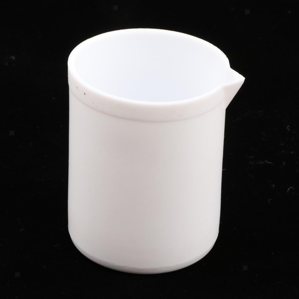 100-300ml-PTFE-Beaker-Crucible-Cup-for-chemistry-biology-lab-Labware-w-Spout thumbnail 16