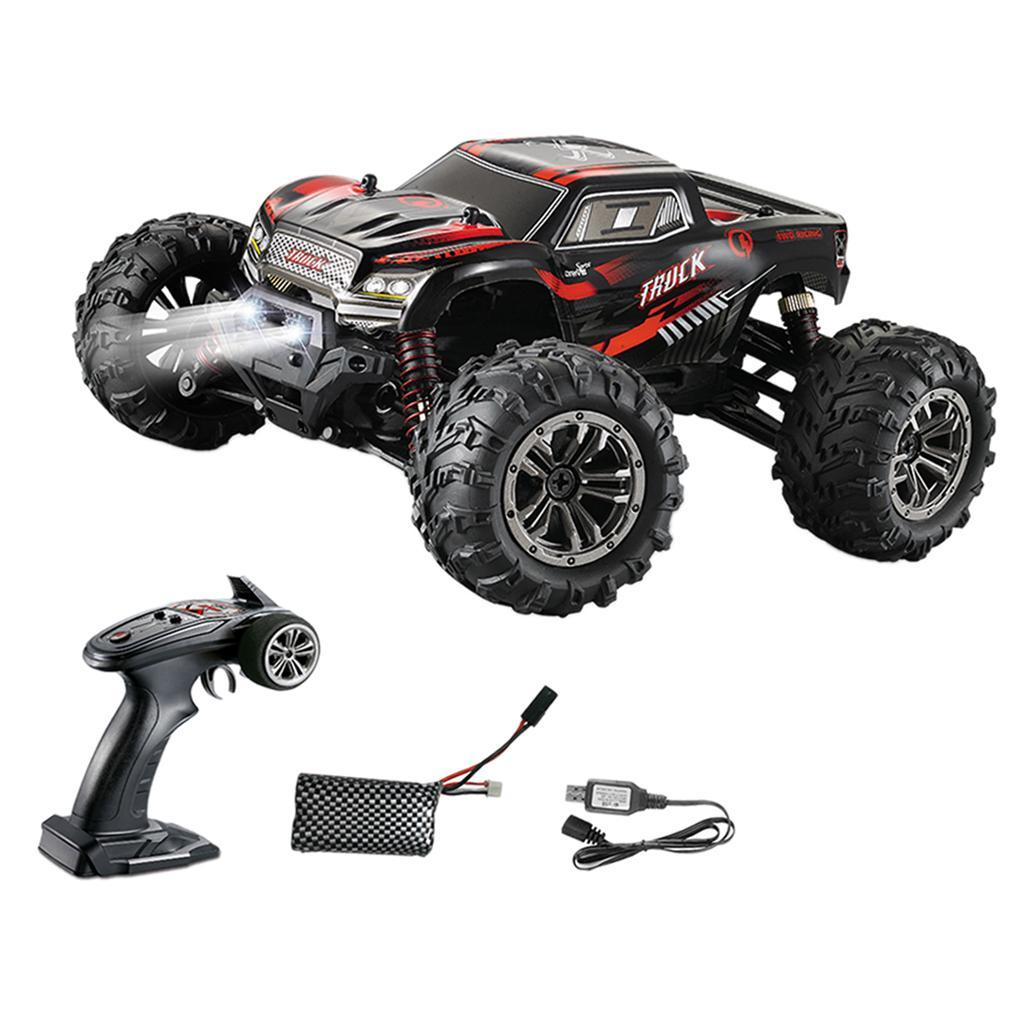 1-20-RC-Vehicle-Remote-Control-Monster-Truck-Big-Foot-4WD-Car-Toy-High-Speed thumbnail 3
