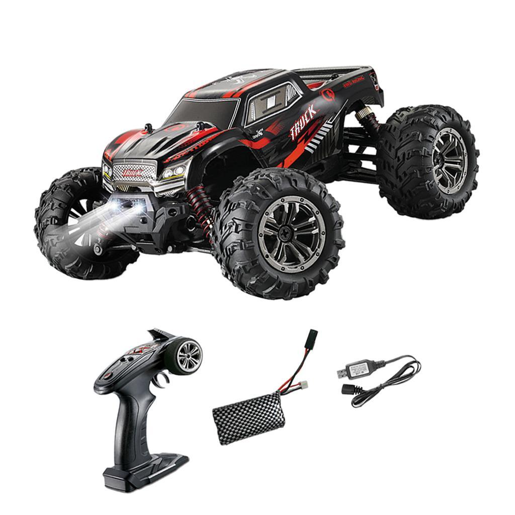1-20-RC-Vehicle-Remote-Control-Monster-Truck-Big-Foot-4WD-Car-Toy-High-Speed thumbnail 4