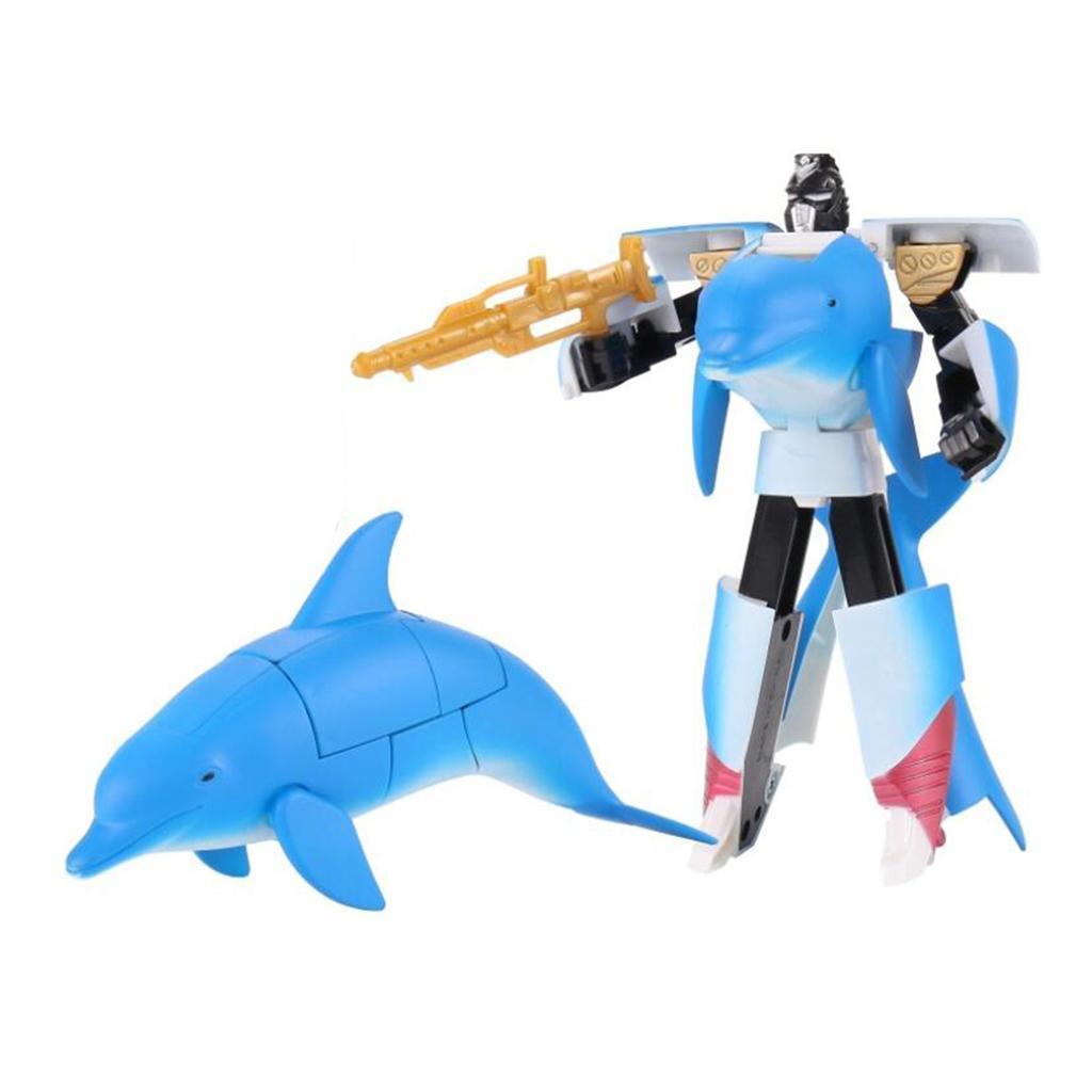 Robot Ocean Animal Transformer Kids Toys Toddler Cool Toy ...