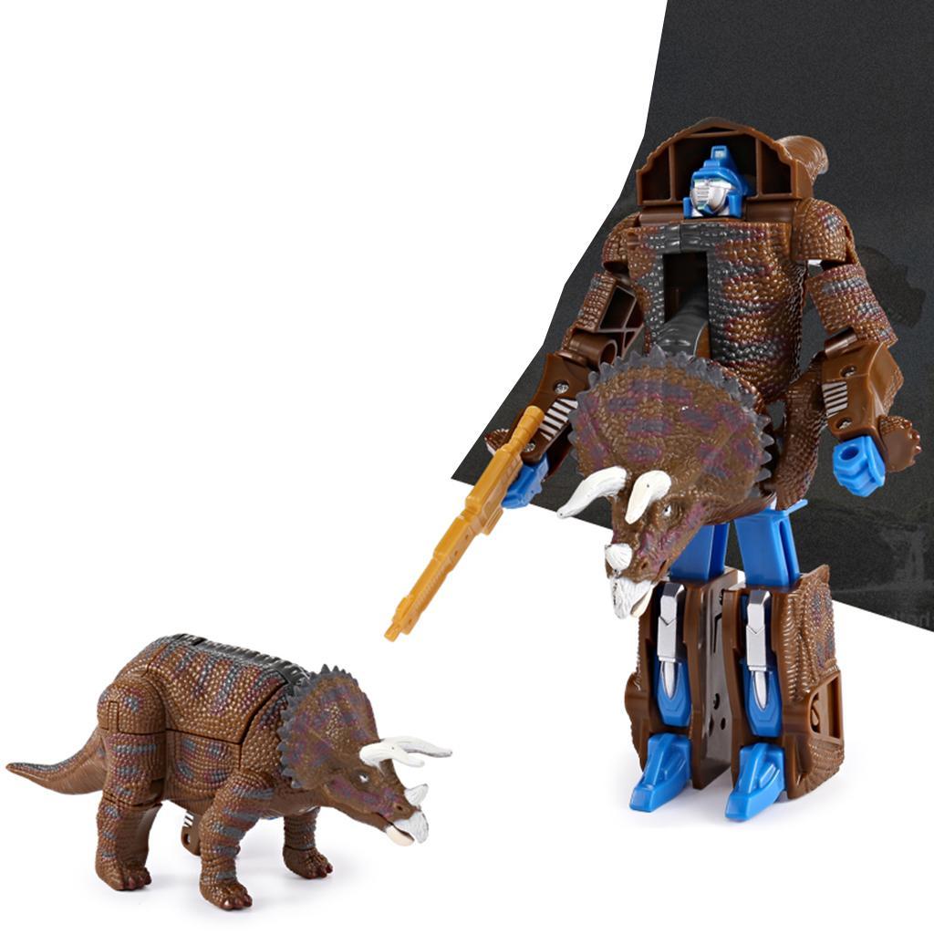 Robot Dinosaur Transformer Kids Toys Toddler Cool Toy for Boys Xmas Gift