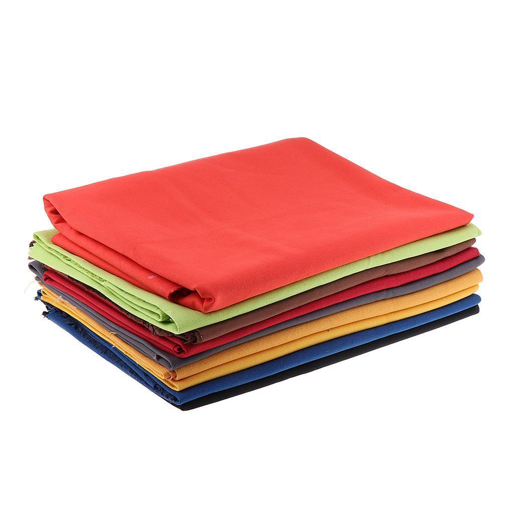 1-Yard-Waxed-Waterproof-Canvas-Fabric-Sewing-Material-Garment-Accessories thumbnail 4