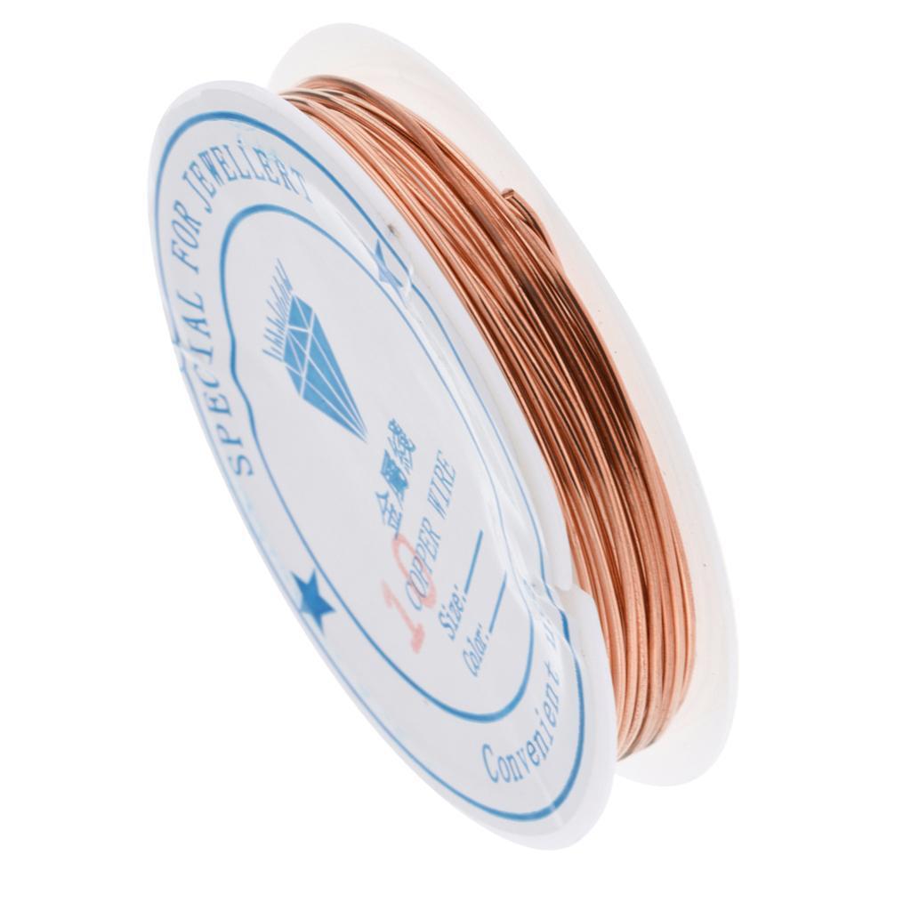 miniature 29 - Fil de cuivre pour la fabrication de bijoux Artisanat bricolage pour le fil