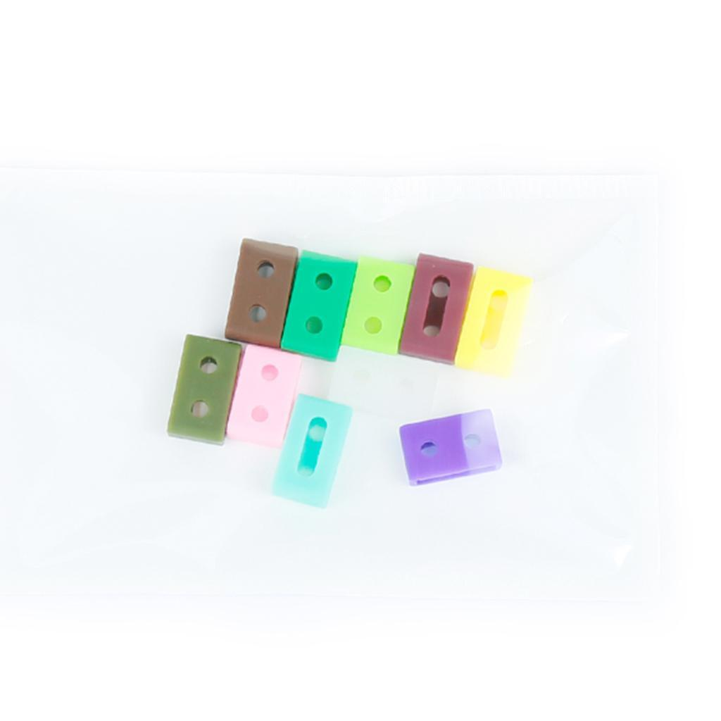 10Pcs-18-20-22mm-Silicone-Security-Loop-for-Casio-G-SHOCK-GA110-GD-BA thumbnail 48
