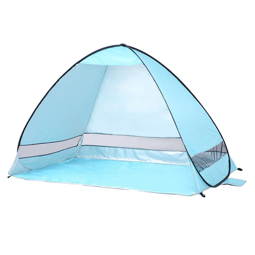 2-3 Person Foldable Outdoor Shelter Instant Automatic Pop