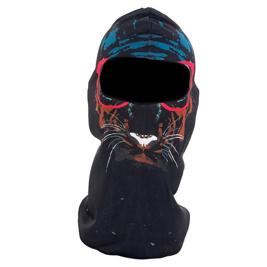 3D-Thin-Balaclava-Cap-Hat-Bicycle-Full-Face-Mask-Unisex-Breathable-Mask-Hood thumbnail 24