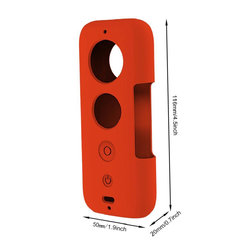 Sports-Camera-Protective-Case-Mini-Video-Camera-Cover-with-Lens-Cap thumbnail 7