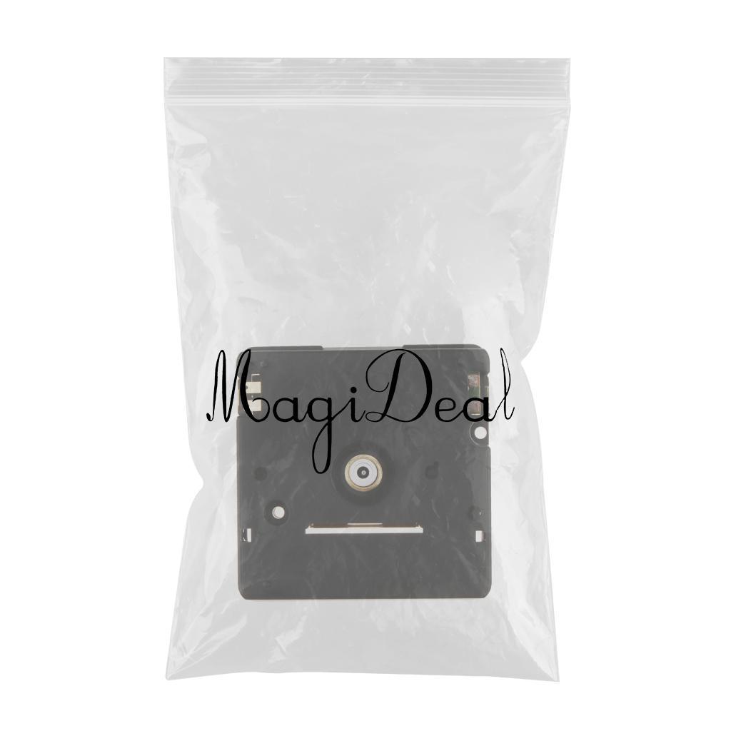 Black Plastic Quartz Clock Movement Replacement KS302F 13mm Shaft DIY Clock Repair Parts Watchmaker