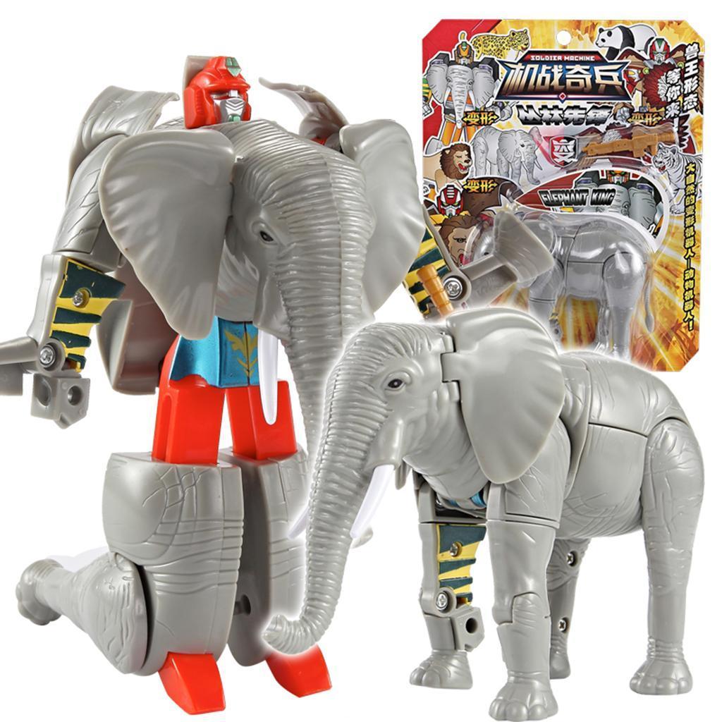 Transformer Animal Figures Toys Animal Model Robots Cool ...